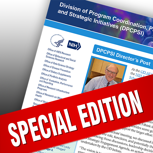 DPCPSI Newsletter Special Edition
