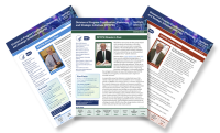Newsletter covers