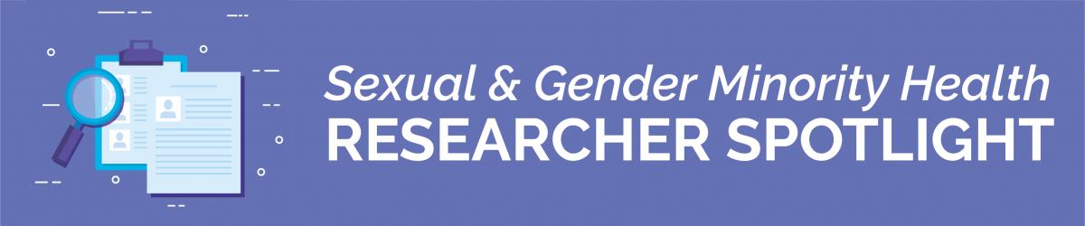 SGM Researcher Spotlight Web Banner