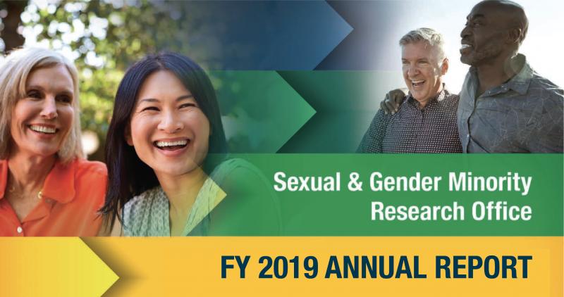 Sexual  U0026 Gender Minority Research Office