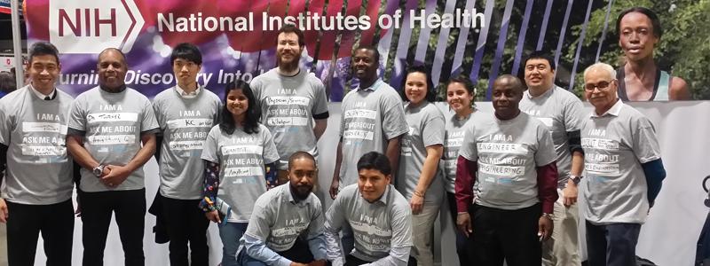 NIH Volunteers
