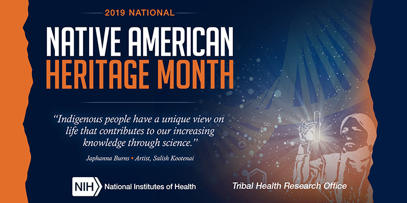 Celebrating National Native American Heritage Month