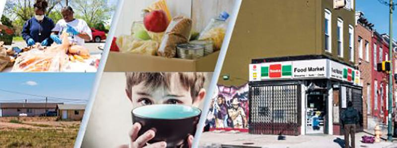 Food Insecurity, Neighborhood Food Environment, and Nutrition Health Disparities: State of the Science